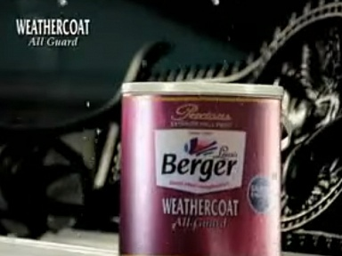 Berger Weathercoat All Guard - TVC